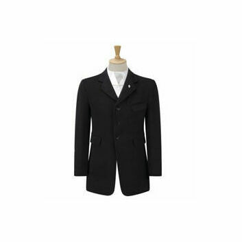 Caldene Competition Jacket Wessex Semi Hunt Coat Mens Black