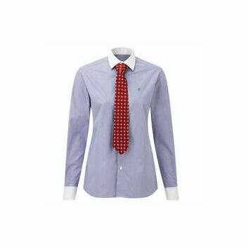 Caldene Competition Show Shirt Askham Ladies Blue