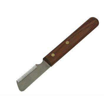 Thinning Knife Wooden Handle