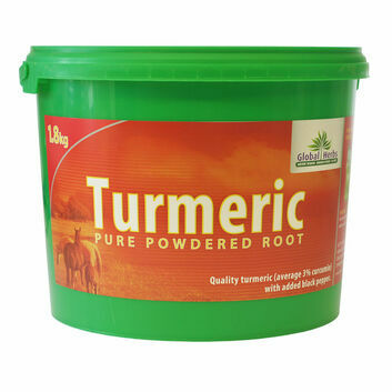 Global Herbs Turmeric - 1.8 KG