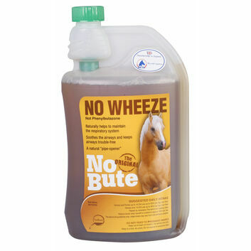 No Wheeze No Bute Respiratory Supplement