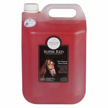 Grooms Choice Super Red Shampoo
