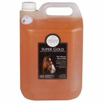 Grooms Choice Super Gold Shampoo