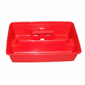 Bitz Tack Tray Plastic - RED