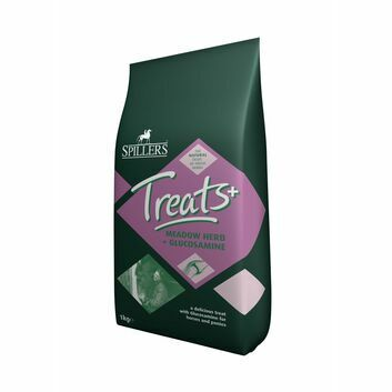 Spillers Meadow Herb Treats + Glucosamine - 8 X 1 KG