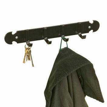 Stubbs Coat & Key Rack S284