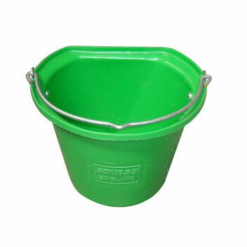 Stubbs Hanging Bucket Flat Sided Small 14 Litre S85