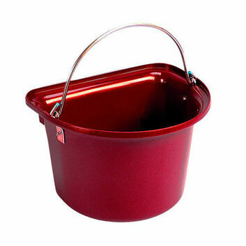 Stubbs Flat Sided Bucket S5B x 15 Litre