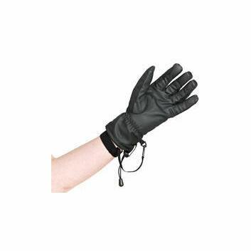 Caldene Gloves 3-in-1 Riding Black