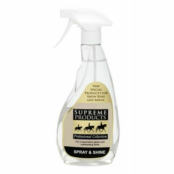 Supreme Professional Spray & Shine - 500 ML