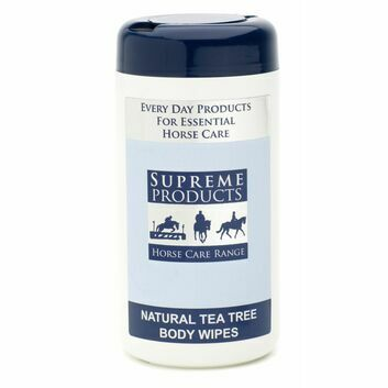 Supreme Horse Care Body Wipes - 100 PACK