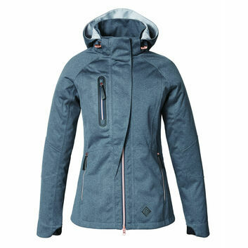 Caldene SS18 TEX Leisure Jacket Siena Waterproof Womens Navy