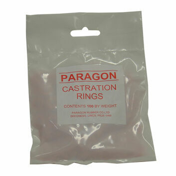 Paragon Rubber Castrating Rings
