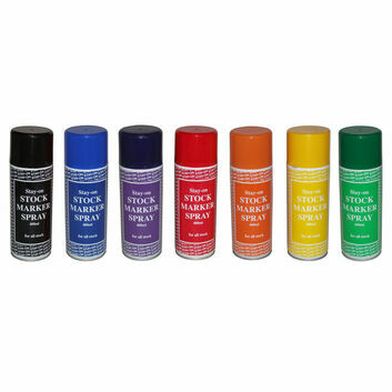 Trilanco Stay-on Stock Marker Spray 400ml
