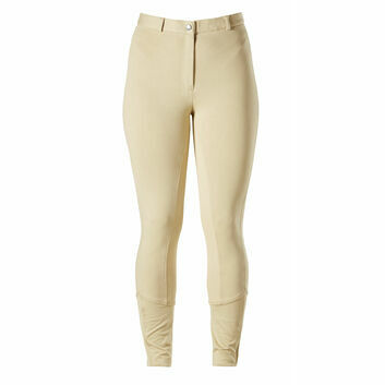 Harry Hall SS18 TEX Breeches Chester Sticky Bum II Ladies Beige