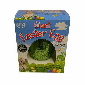 Hatchwells Dog Giant Easter Egg - 200 GM