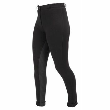 Harry Hall SS18 TEX Breeches Chester Sticky Bum II Ladies Black