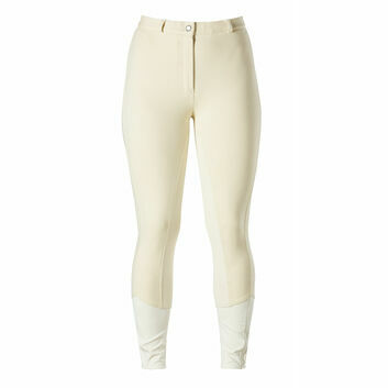 Harry Hall SS18 TEX Breeches Chester Sticky Bum II Ladies Ivory