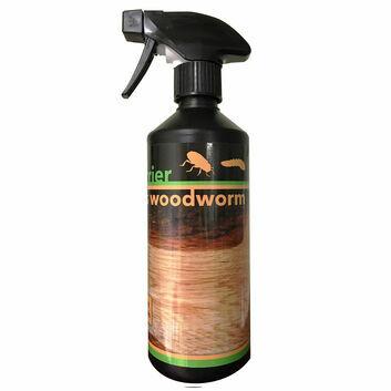 BioBarrier Beats Woodworm RTU Spray - 500 ML