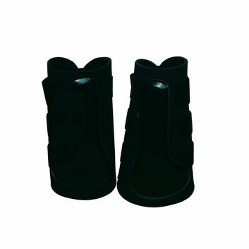 ProTack Brushing Boots Black