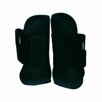 ProTack Tendon Boots Black
