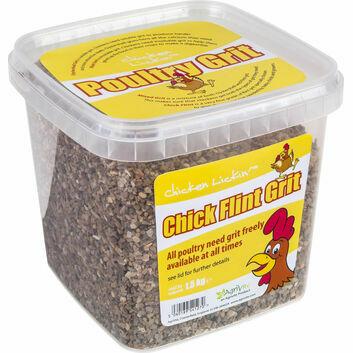 Tusk AgriVite Baby Chick Flint Grit - 1.5 KG