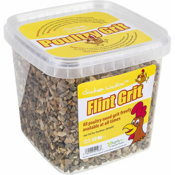 Tusk AgriVite Chicken Flint Grit - 1.5 KG