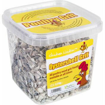 Tusk AgriVite Chicken Oystershell Grit - 1.2 KG