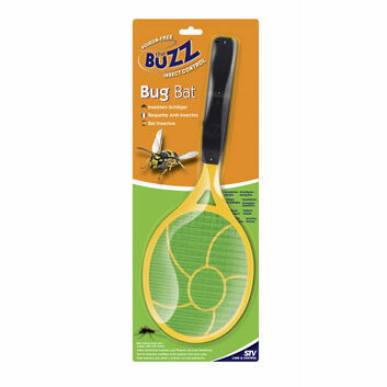 The Buzz Bug Fly Insect Swat Bat
