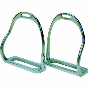 ProTack Stirrups Bent Leg Safety