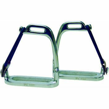 ProTack Stirrups Peacock Safety