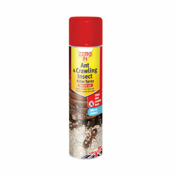 Zero In Ant & Crawling Insect Killer Spray - 300 ML