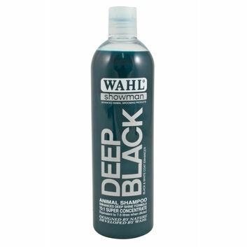 Wahl Showman Deep Black Shampoo