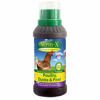 Verm-X Herbal Liquid for Poultry