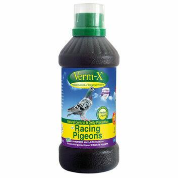 Verm-X Herbal Liquid for Racing Pigeons