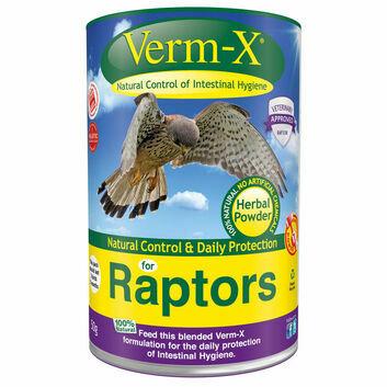 Verm-X Herbal Powder for Raptors