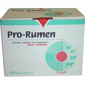 Vetoquinol Pro-Rumen - 10 X 150 GM SACHET
