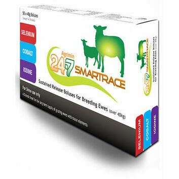 Agrimin 24-7 Smartrace for Sheep - 50 PACK