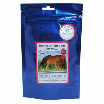 Westgate Laboratories Worm Count Kit for