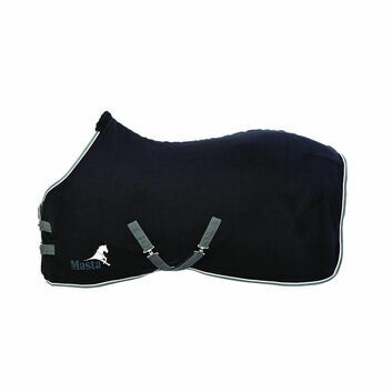 Masta Fleece Rug Avante Std Neck Graphite