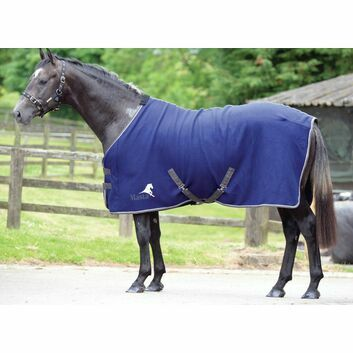 Masta Fleece Rug Avante Std Neck Navy