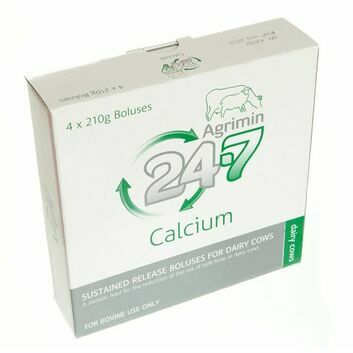 Agrimin 24-7 Calcium Bolus for Cattle - 4 PACK
