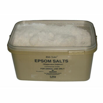 Gold Label Epsom Salts - 2.5 KG