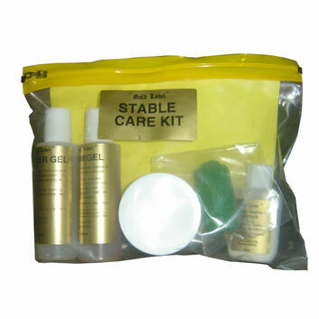Gold Label Horse Stable Care Kit