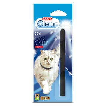 Bob Martin Clear Cat Flea Collar Velvet