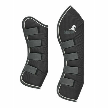Masta Travel Boots Avante Black