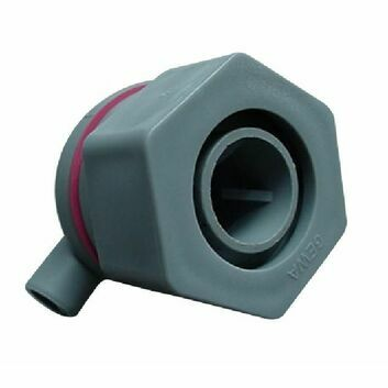 Paragon Rubber Bucket Fitment Plastic - GREY