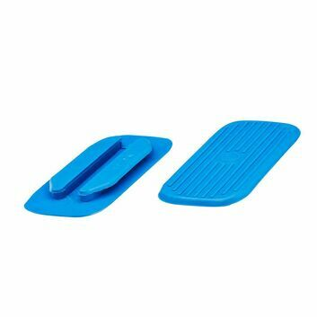 Cottage Craft Stirrup Treads PSOB Blue