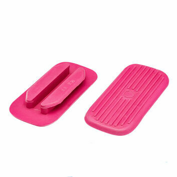 Cottage Craft Stirrup Treads PSOB Pink