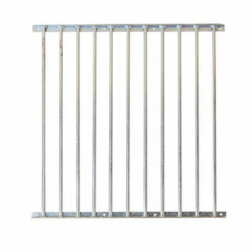 Stubbs Window Grille Galvanised S401
